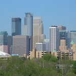 Skyscrapers of Minneapolis