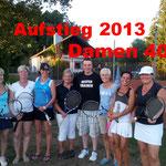 Aufstieg Damen 40 2013