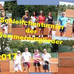 Schleifchenturnier der Sommermitglieder 2017