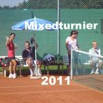 Mixedturnier 2011
