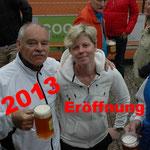 Tenniseröffnung 2013