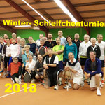 Winter-Schleifchenturnier 2018