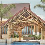 Puntarena Beach Resort, Panamá -por BAHAREQUE ARQUITECTURA