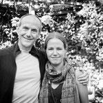 David Swenson & me in München