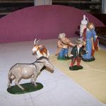 wenn der Esel ein neues Ohr braucht und der Ziege das Horn fehlt...usw.