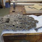 Schlosserarbeiten und Schmiedearbeiten