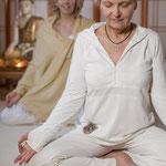Meditation - ein wichtiger Bestandteil im Yoga