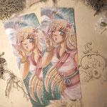 2i) Pink Bunnygirl Stück 2,-€