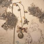 Uhr-Kette Schmetterling No.: us01#.