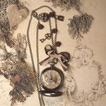 echanische-Aufklappbare-Uhr No.: ua07#(offen).