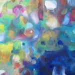 farblust 2 - EIN FENSTER / 60 x 80 cm / 2015 / acryl auf leinwand