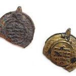 V/N - Arabische Münze aus Visby/Gotland (wikingerzeitlich) © Riksantikvarieämbetet (foto: s. heimel)