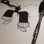 Kalligraphiefeder