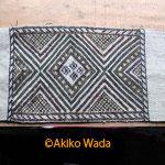 26.手染め毛糸の伝統織り壁飾り
