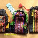 13.織り紐付き薬入れ