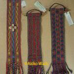 21.織り紐の壁掛け(幅広)