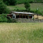 2008年のカラーシャ小学校。当時は2つの教室があった。