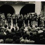 1972. La rifondazione. Piazzetta S. Rocco.