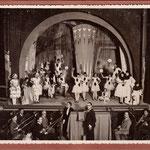 """Teatro Perini 1932. Operetta """"Casa Pierrot"""" diretta dal M° Silvio Deflorian"""
