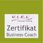 VIEL Coaching & Training Zertifikat Business-Coach