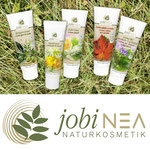 Jobinea, Naturkosmetik - Online-Banner - Produktwerbung