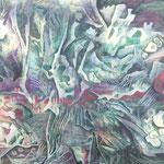 """""""Albero della vita"""", pittura acrilica su tela"""