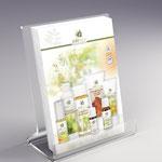 Jobinea, Naturkosmetik - Produktbroschüre