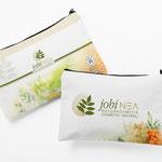 Jobinea, cosmetici naturali - pochet per cosmetici