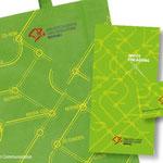 Stadtbibliothek Meran - Corporate Design