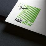 Hairaffair Friseursalon Meran - Logo