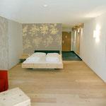Applicazione su parete per Hotel, bozze