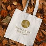 Kornkammer Vinschgau - Anwendung Logo auf Stofftasche