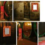 Cantina Girlano - segnaletica per cantina vini