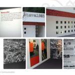 """Centro Documentazione Stava - allestimento mostra """"Stava 1985"""""""