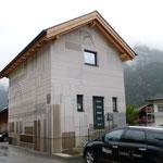 Casa privata - decorazione delle facciate