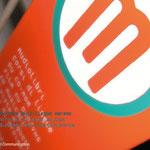 Sprachenmediathek Meran - Logo und Beschilderungssystem