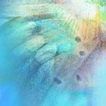 """""""Ali d'angelo"""", arte digitale"""