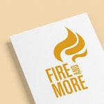 Fire and More, stufe moderne - logo