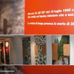 Dokumentationszentrum Stava - Ausstellungsgestaltung