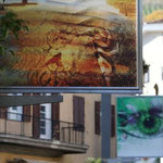 Gemeinde Lana, Freiluftgalerie - Kunstinstallation