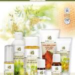 Jobinea, cosmetici naturali - brochure di prodotto
