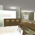 Villa privata - design interni