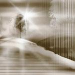 """""""Paesaggio"""", arte digitale"""