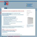 Kaufmann Karl - Design und Umsetzung der Website