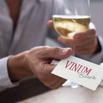 Enoteca Vinum Bonum Lagundo - logo e biglietto da visita