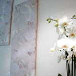 """Privatwohnung - Wandbilder """"Orchideen"""""""