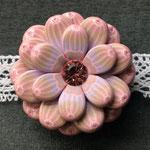 帯留め 西洋菊5