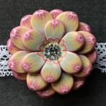 帯留め 西洋菊1