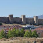 Stadtmauer von Avila