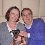 Christa und Bernd mit Macho aus der schönen Steiermark